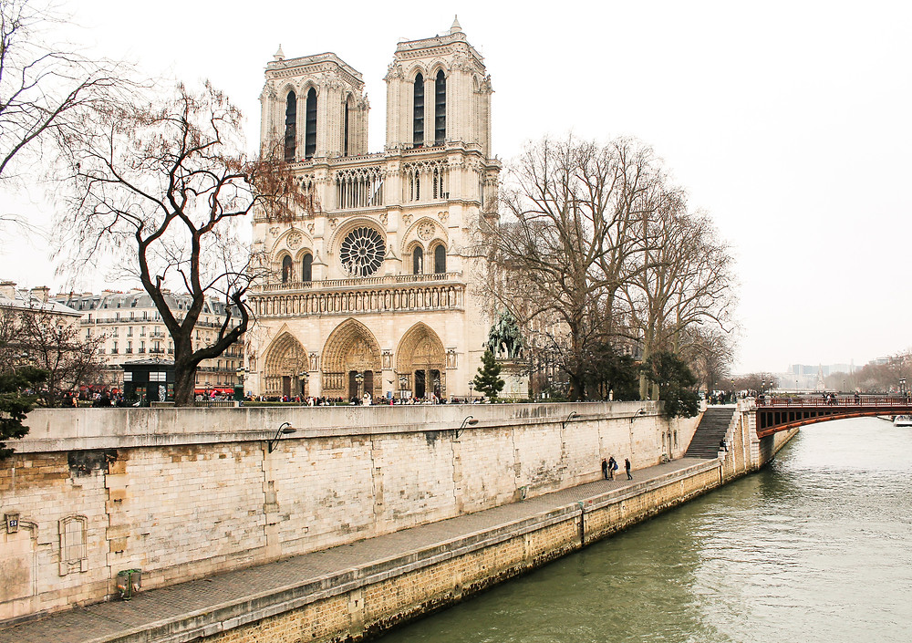 Notre-Dame Paris lA Guide to Paris l Travel Guide Paris l Week in Paris l A Style Alike