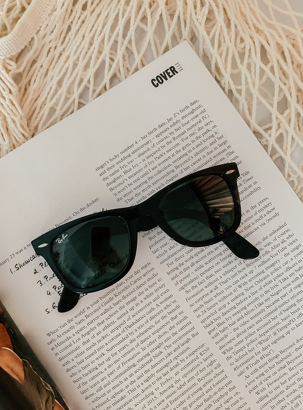 RAY-BAN Wayfarer | TOP 10 Sunglasses We Recommend | Accessories | A Style Alike