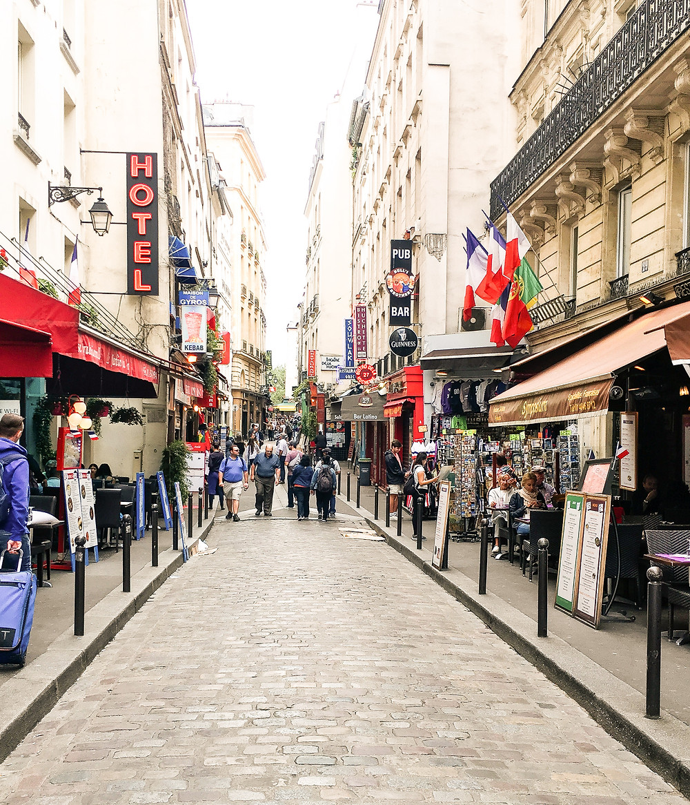 Latin Quarter lA Guide to Paris l Travel Guide Paris l Week in Paris l A Style Alike