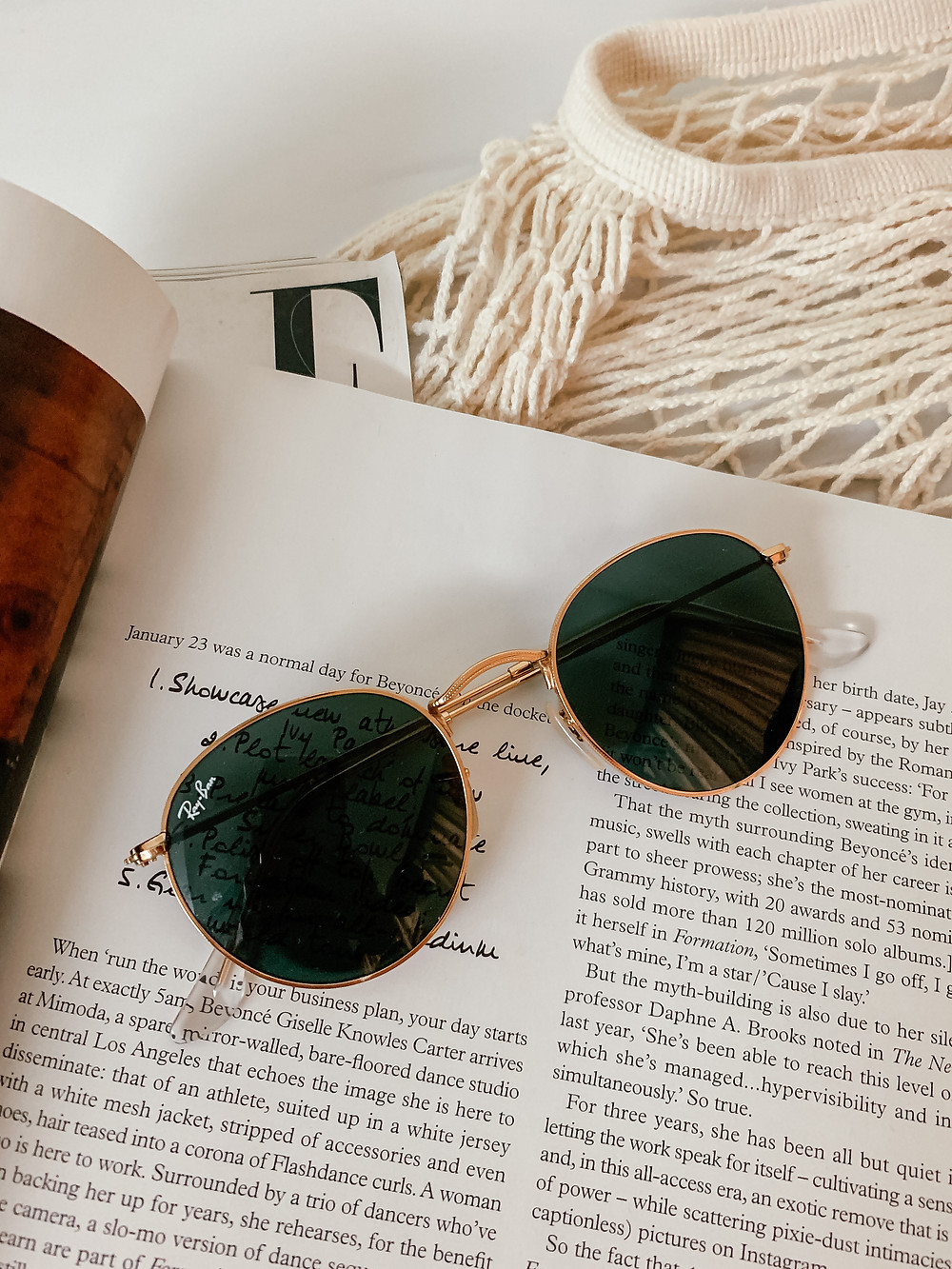 RAY-BAN Round | TOP 10 Sunglasses We Recommend | Accessories | A Style Alike
