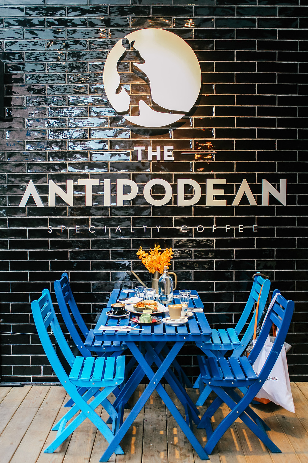 The Antipodean l Taipei Cafe l A Style Alike