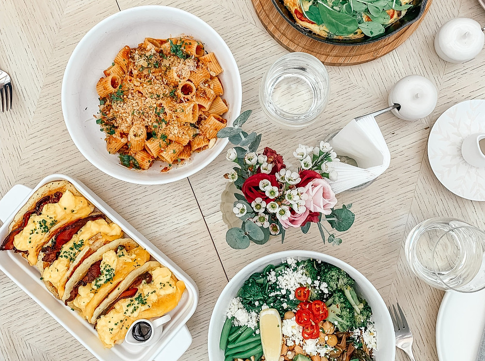 Taipei Food Delivery and Takeout l Restaurants and Cafes l A Style Alike