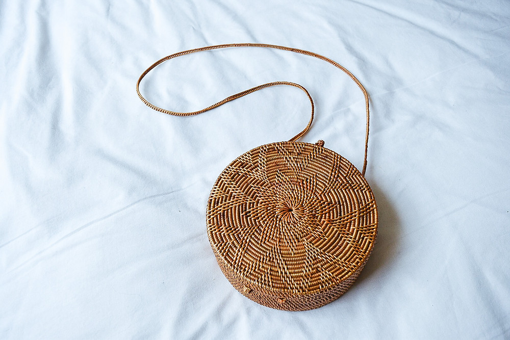 Posse Roundie Best Basket Bag A Style Alike