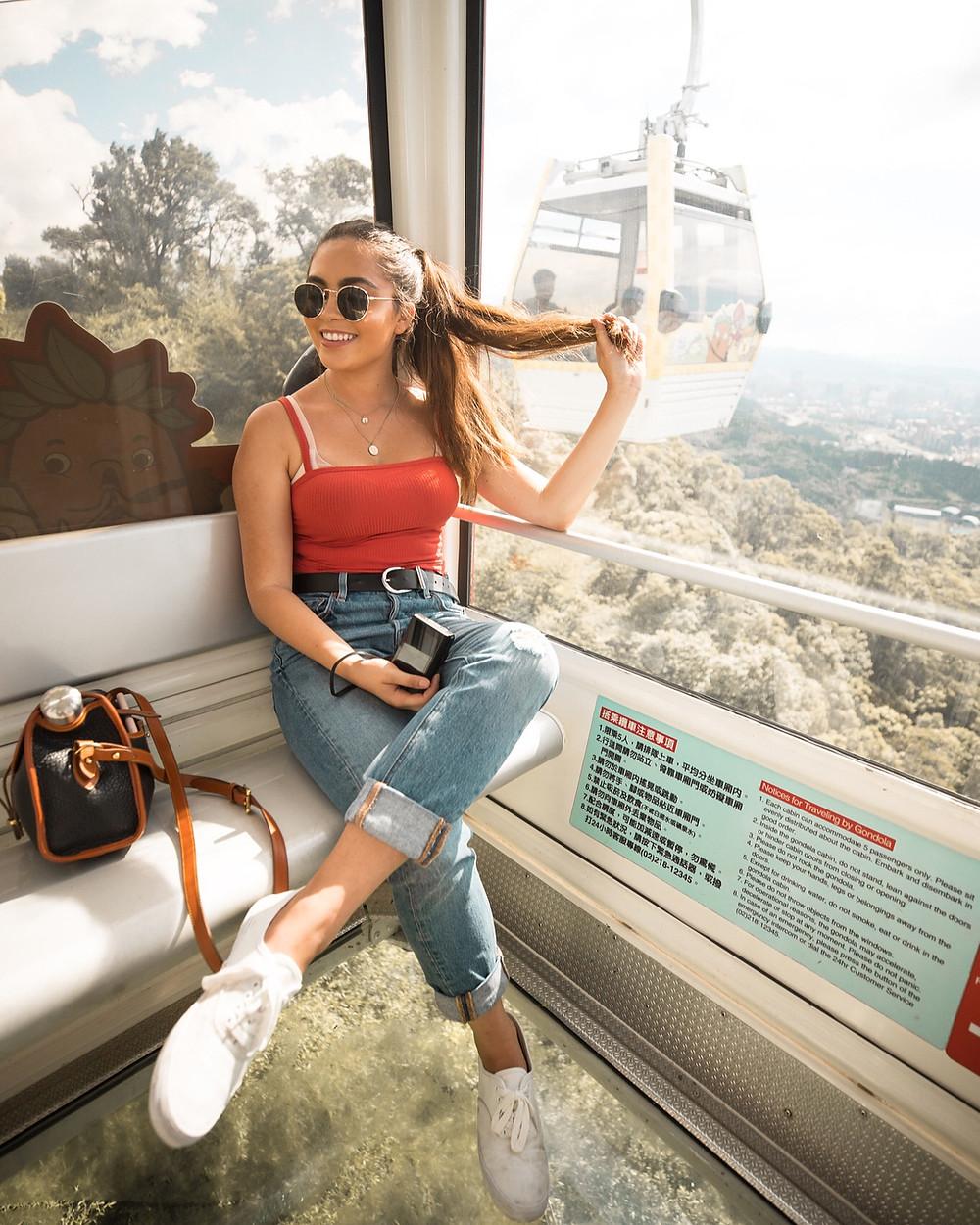 Maokong Gondola | 14 Popular Instagram Spots in Taipei | Travel | A Style Alike