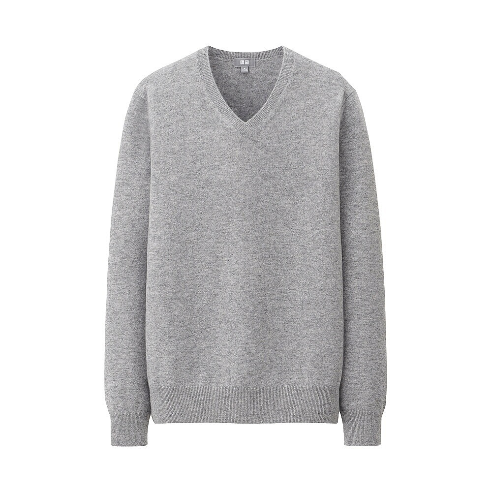 Christmas Gifts for Him 2017 UNIQLO Cashmere sweater