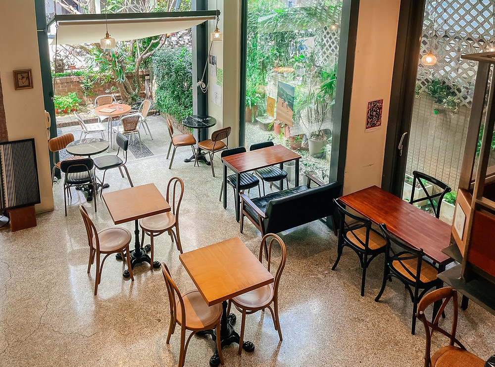 The Green Steps 永康階 | Taipei Cafe | A Style Alike