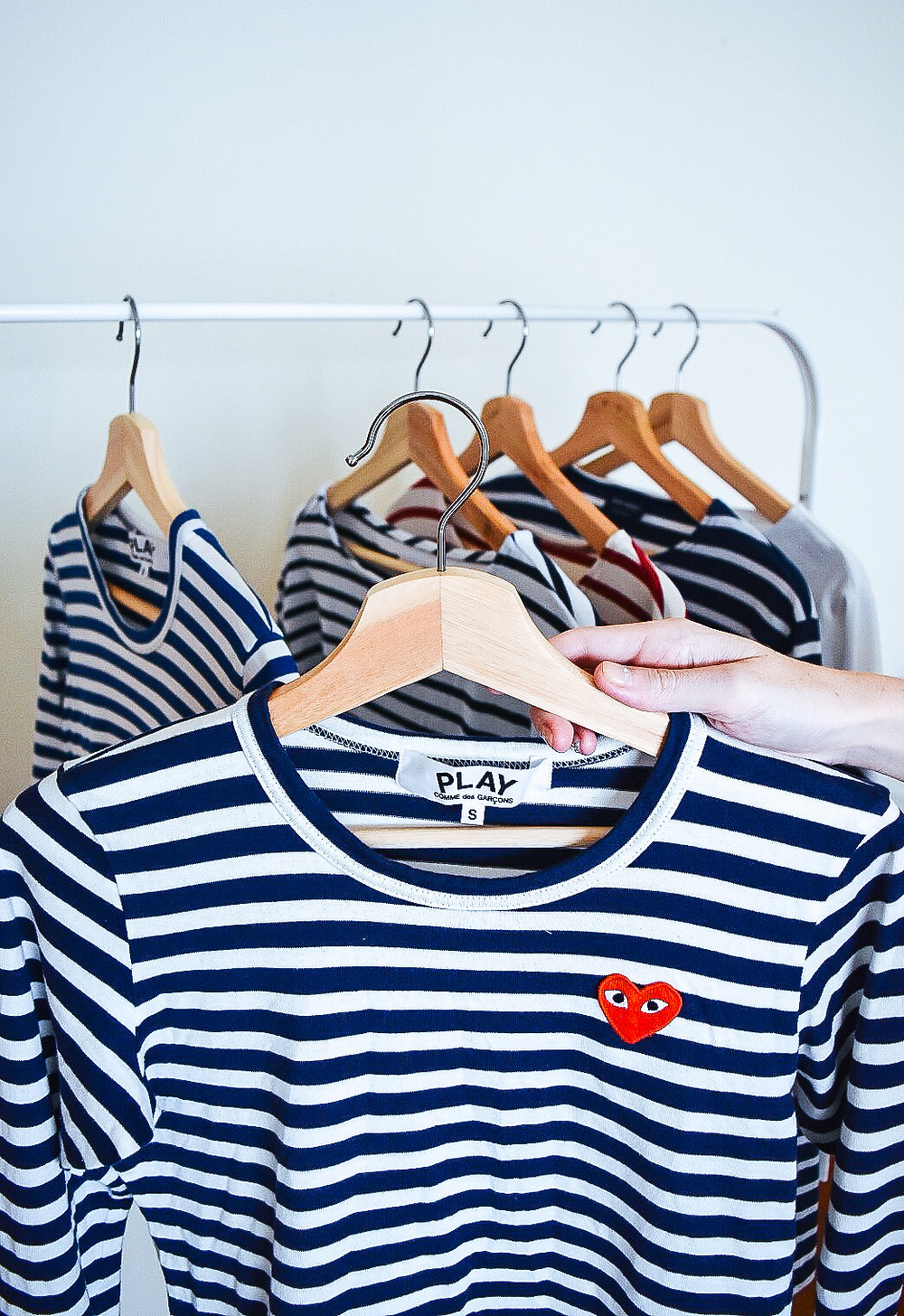 Breton Striped Shirts