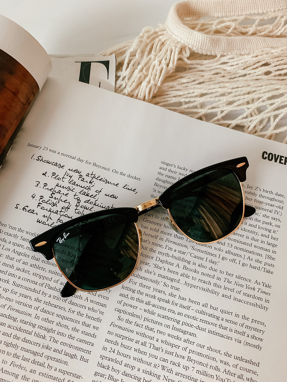 RAY-BAN Clubmaster | TOP 10 Sunglasses We Recommend | Accessories | A Style Alike