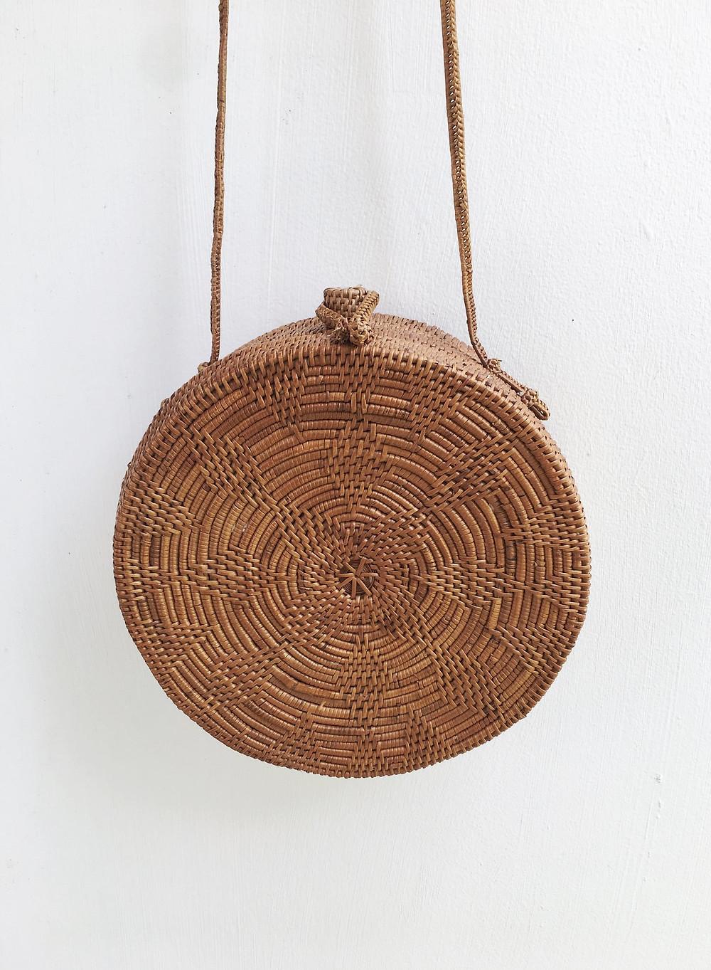 The Posse 70's Roundie Bag