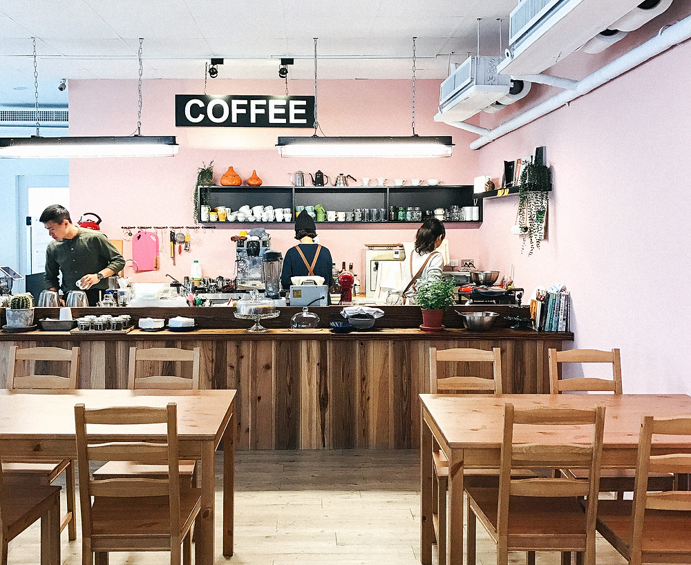 Third Floor Coffee | 10 Insta-Worthy Cafes to Visit in Taipei | A Style Alike