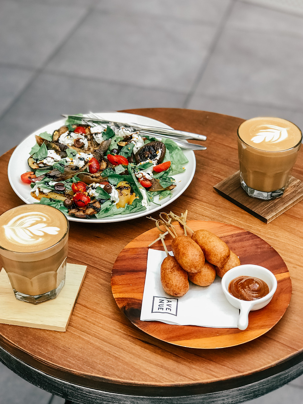 AVENUE Fast Casual Eatery | 7 Taipei Brunch Spots with Outdoor Seating | Food | A Style Alike