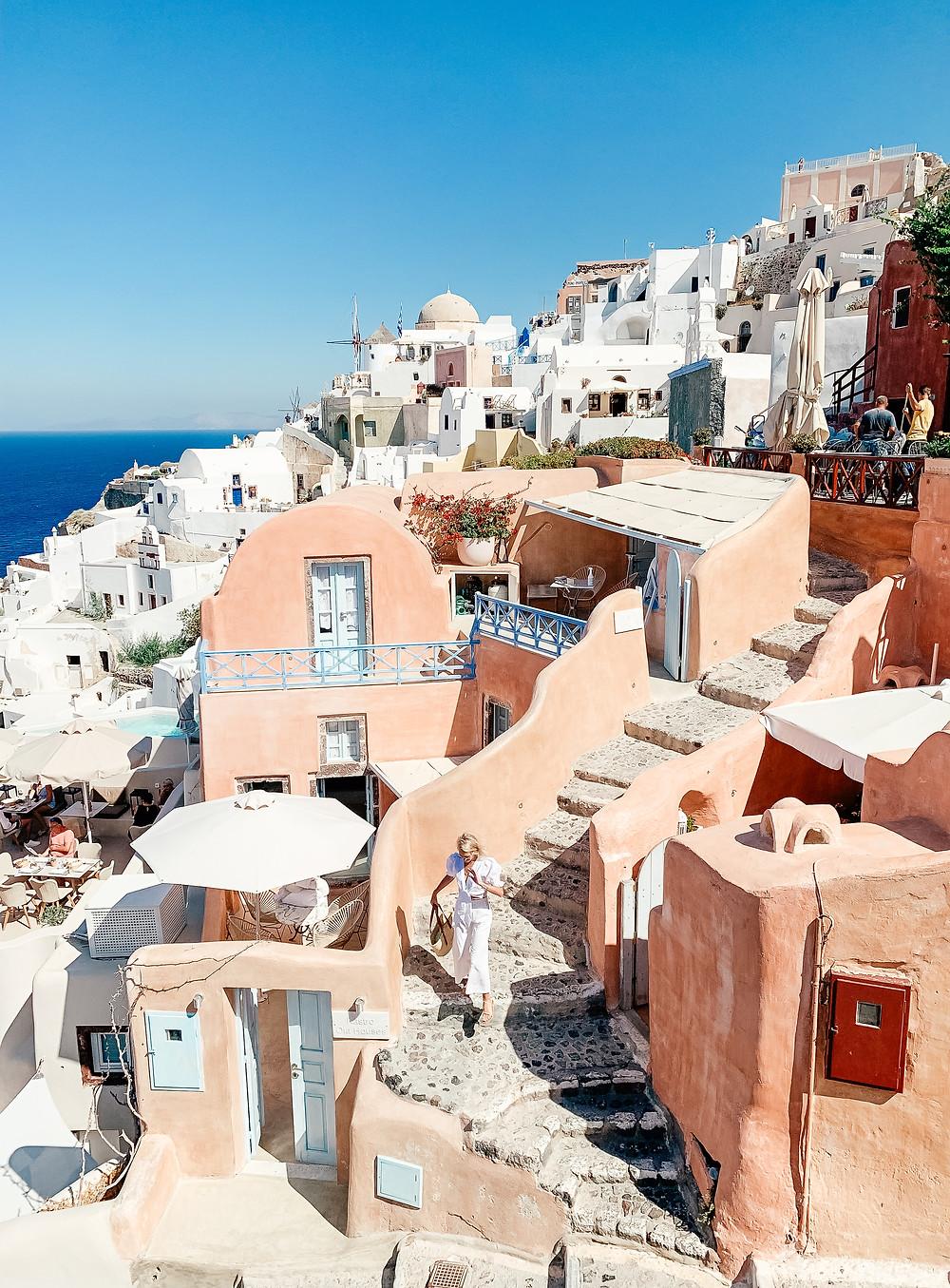 A Guide to Santorini l 4 Days in Santorini l A Style Alike l Travel Guide l Greece