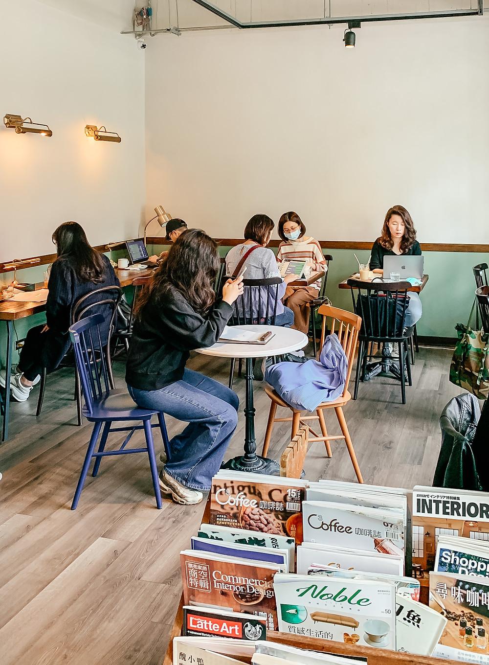 光景 Scene Select | Taipei Cafe |  A Style Alike