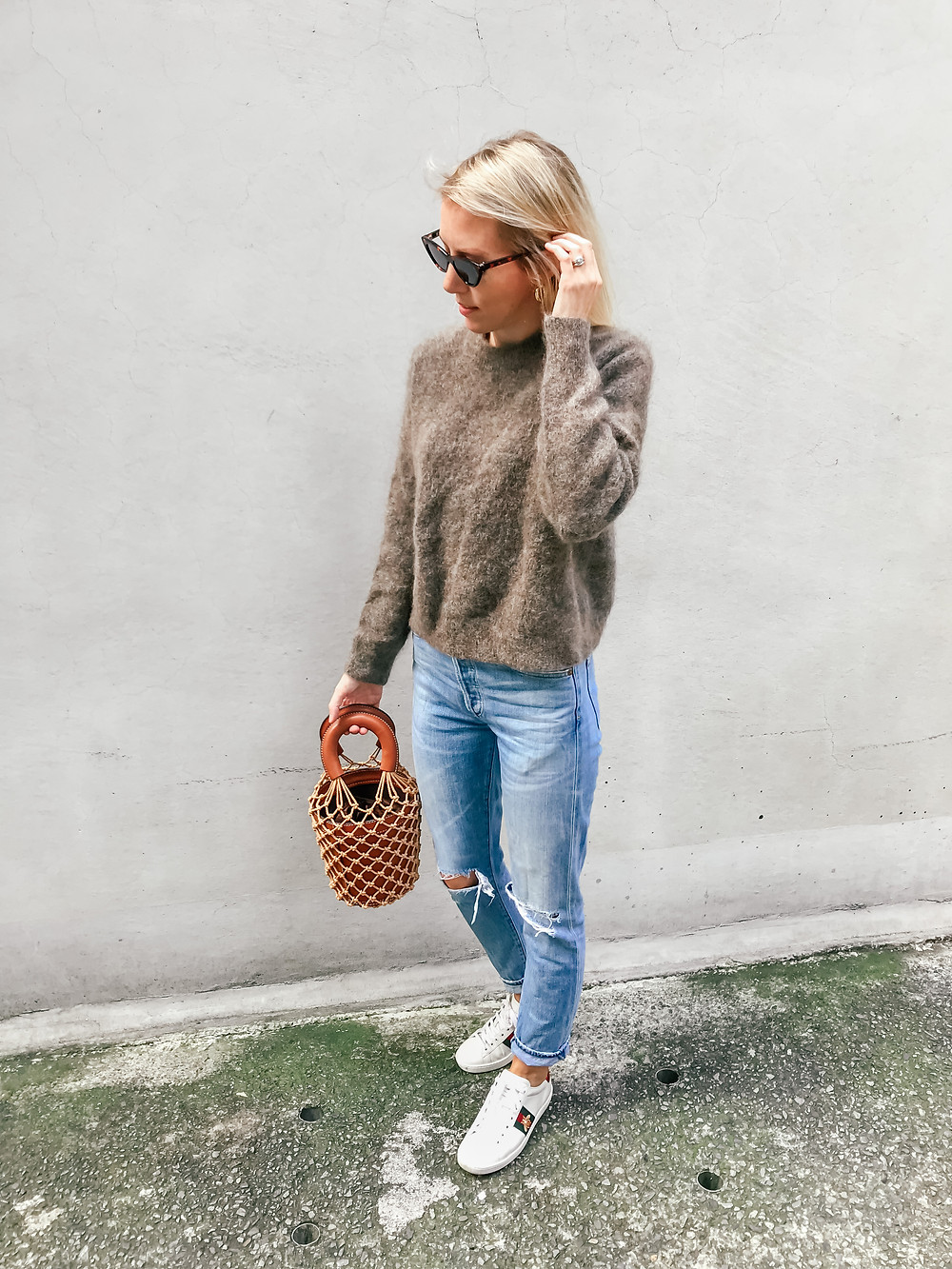 Zara Mohair-blend Sweater | 20 Cozy Knits for Fall 2018 | Fashion | A Style Alike
