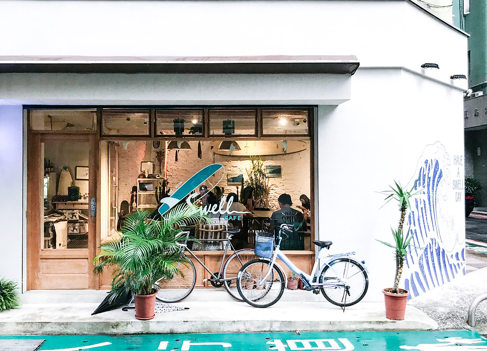 SWELL CO. CAFE Taipei