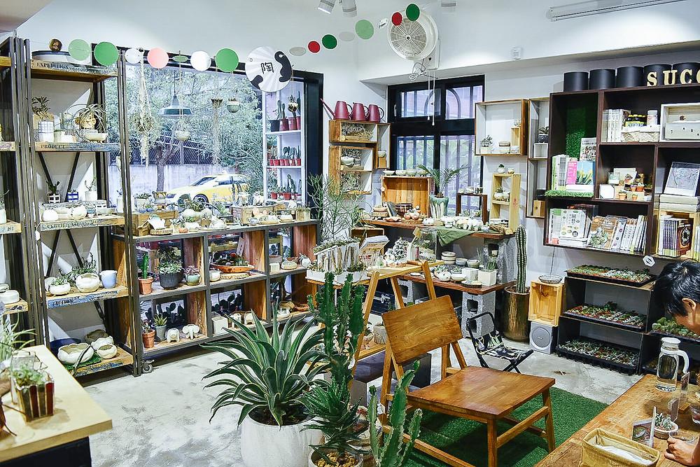 有肉 SUCCULAND Succulent & Gift Taipei