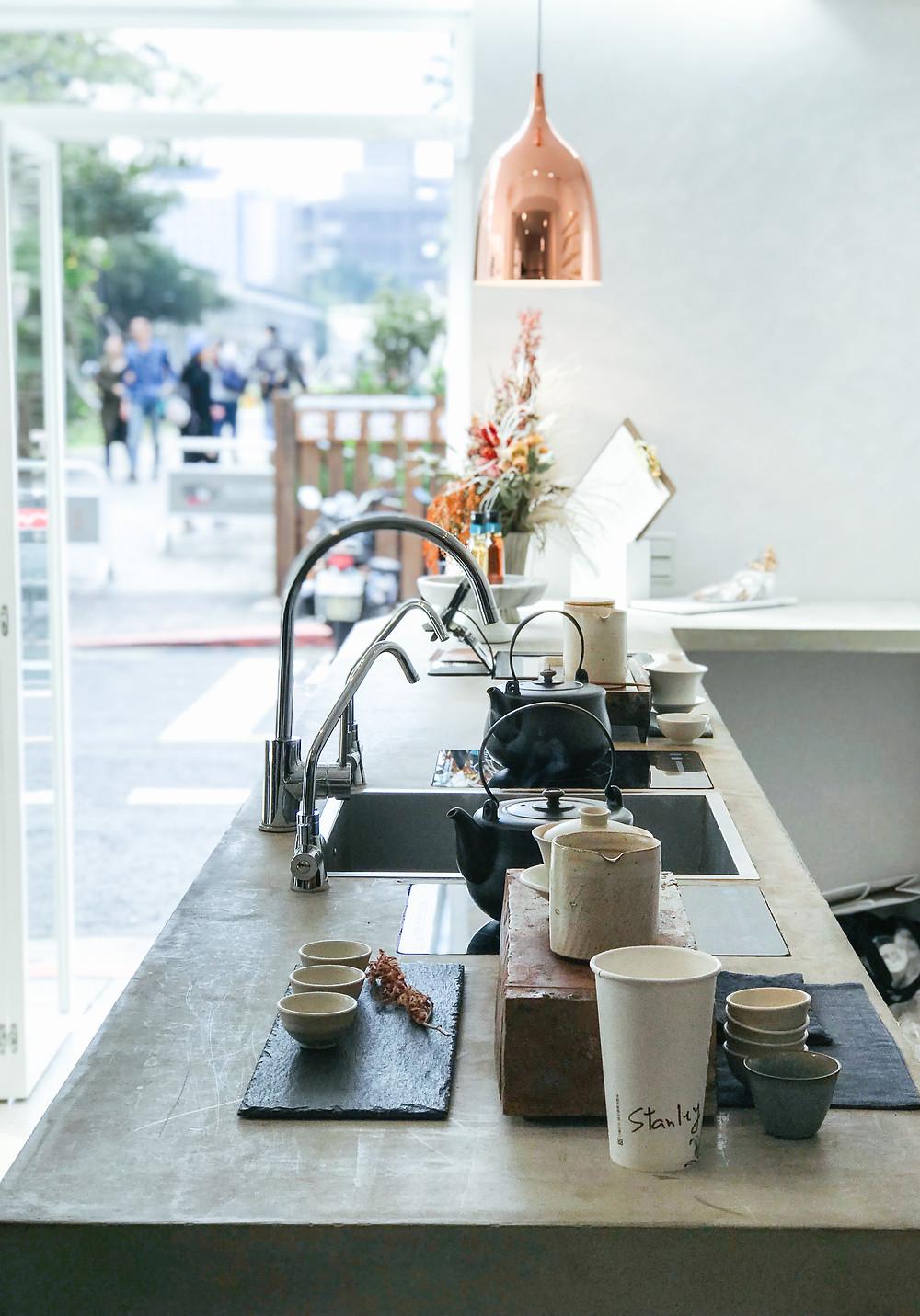 Shi Jian Tea 十間茶屋 Taipei │ A Style Alike