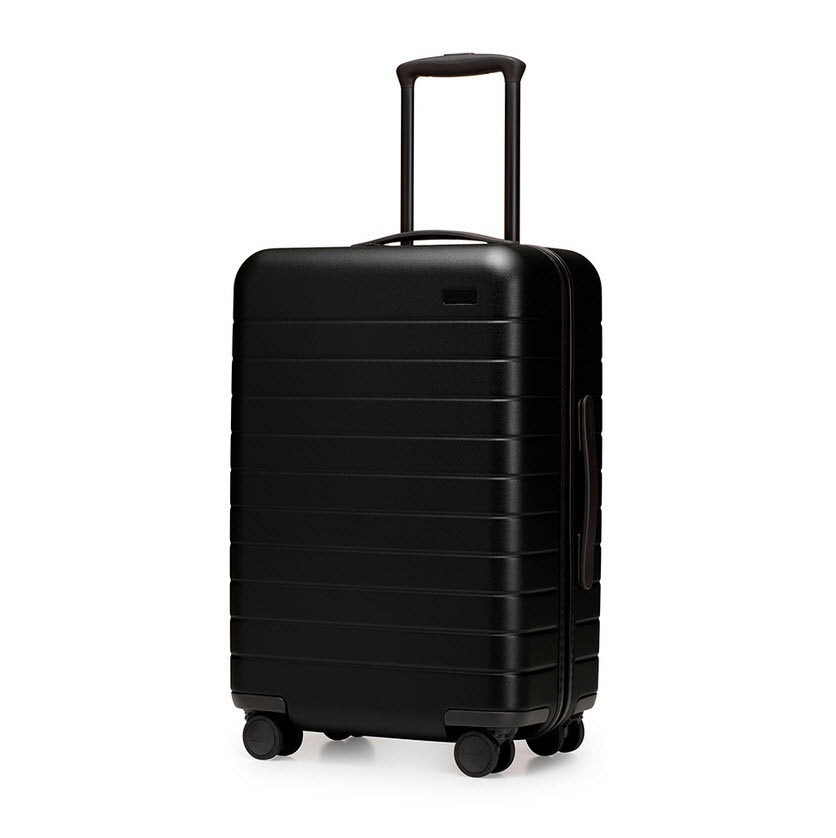 AWAY The Carry-On Suitcase ┃ 10 Essential Airplane Carry-On Accessories ┃ A Style Alike