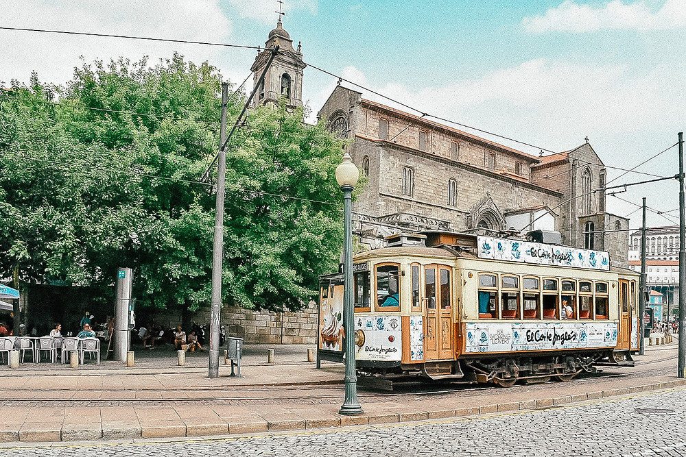 Tram | A Guide to Porto | Travel | A Style Alike