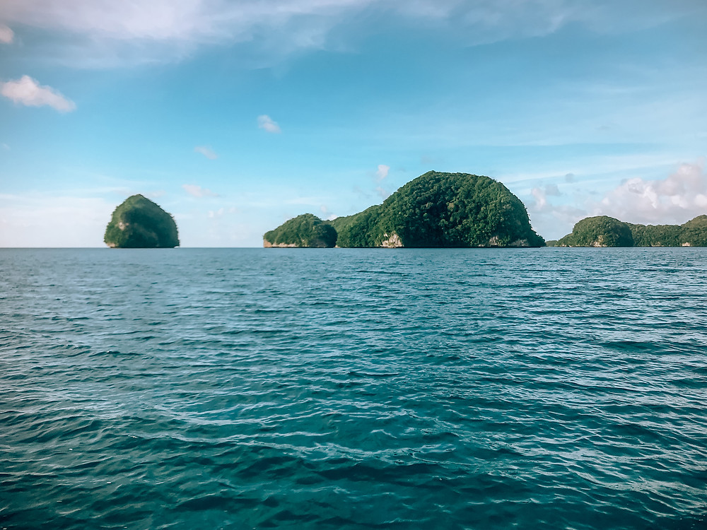 Rock Islands | Sam's Tours | A Guide to Palau | A Style Alike