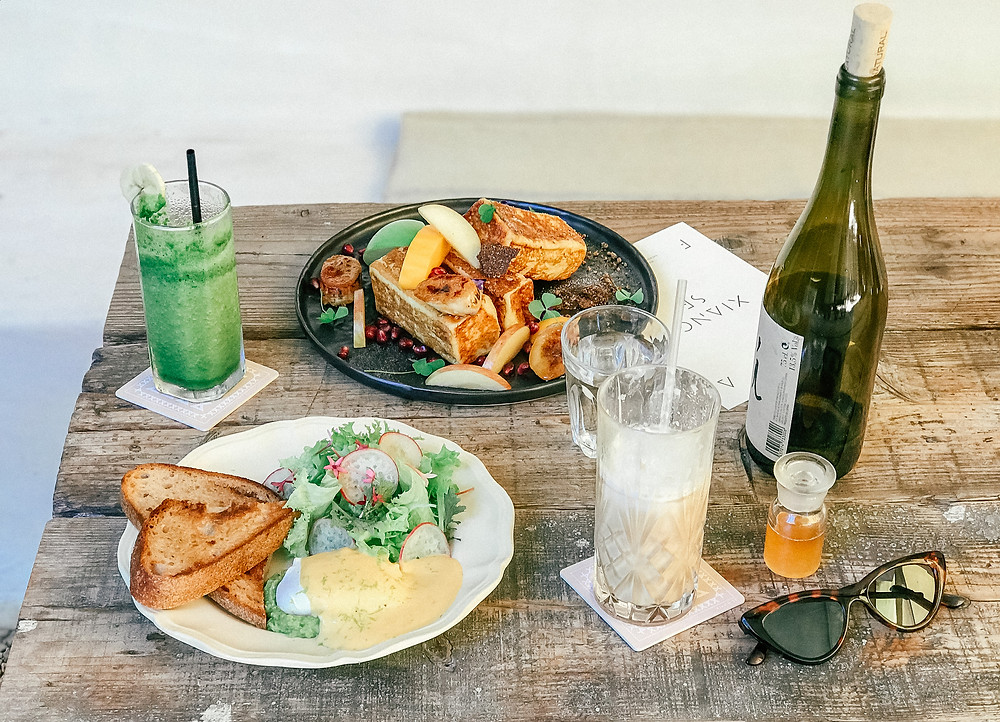 XIANG SE | 7 Taipei Brunch Spots with Outdoor Seating | Food | A Style Alike