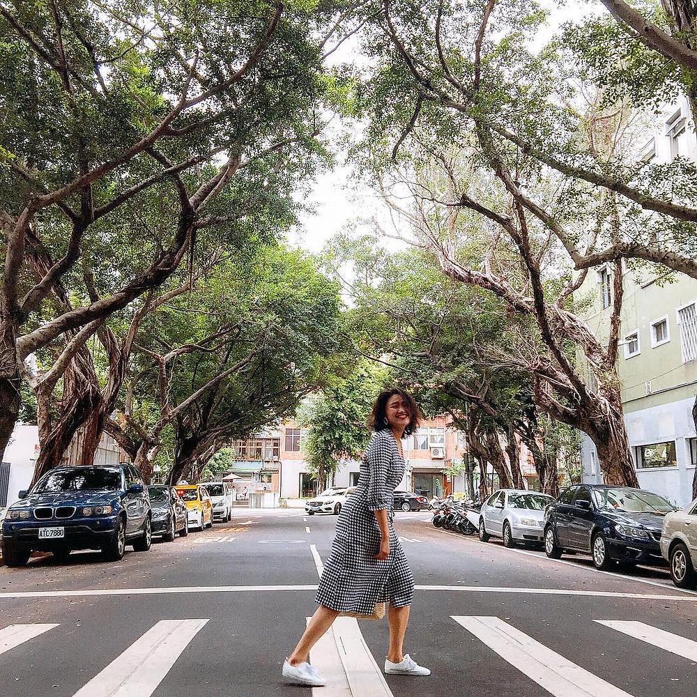 Fujin Street | 14 Popular Instagram Spots in Taipei | Travel | A Style Alike