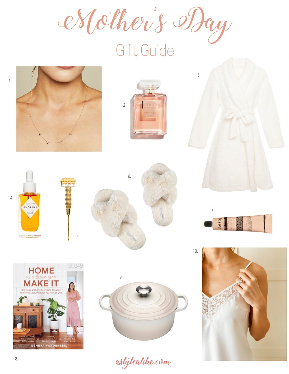 Mother's Day Gift Guide | Lifestyle | A Style Alike