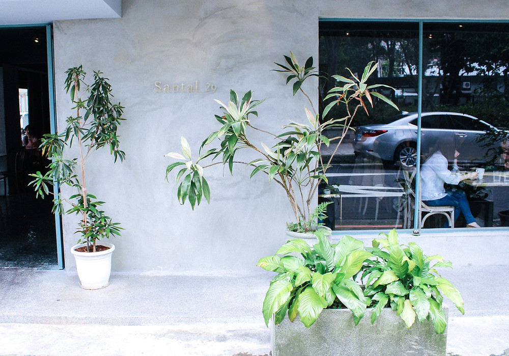 Santal 29 | 10 Insta-Worthy Cafes to Visit in Taipei | A Style Alike