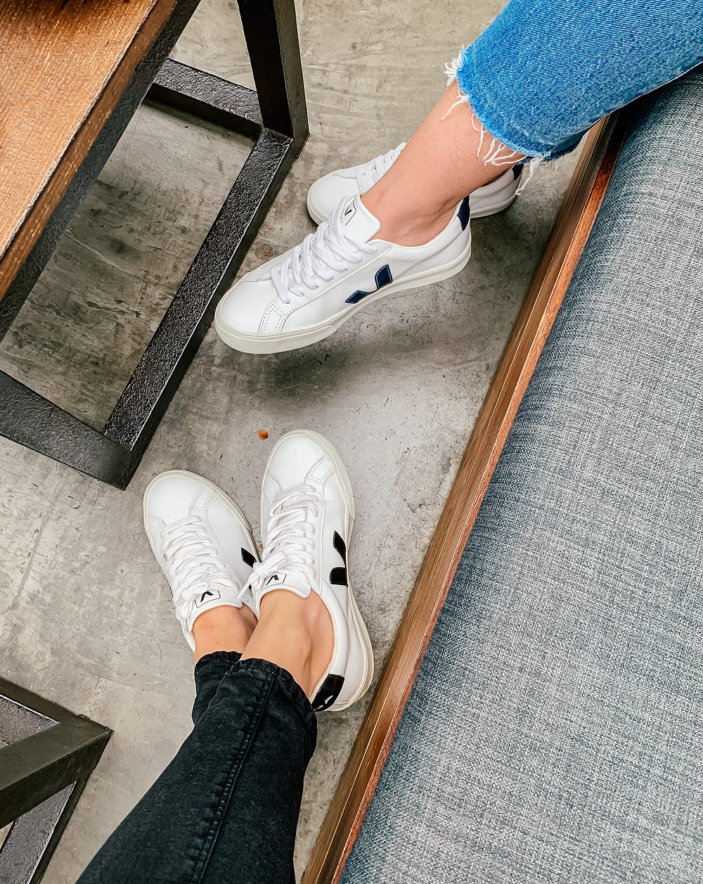 VEJA Esplar Sneakers | Fashion Review | A Style Alike