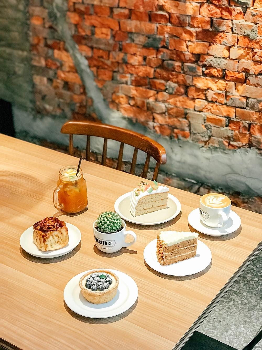 Best Desserts Taipei l Heritage Bakery l A Style Alike