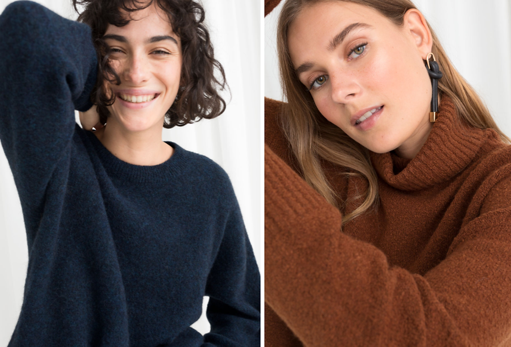 & OTHER STORIES Sweaters | 20 Cozy Knits for Fall 2018 | Fashion | A Style Alike
