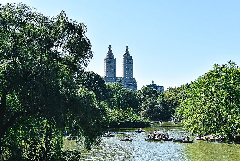 The Lake (Central Park)