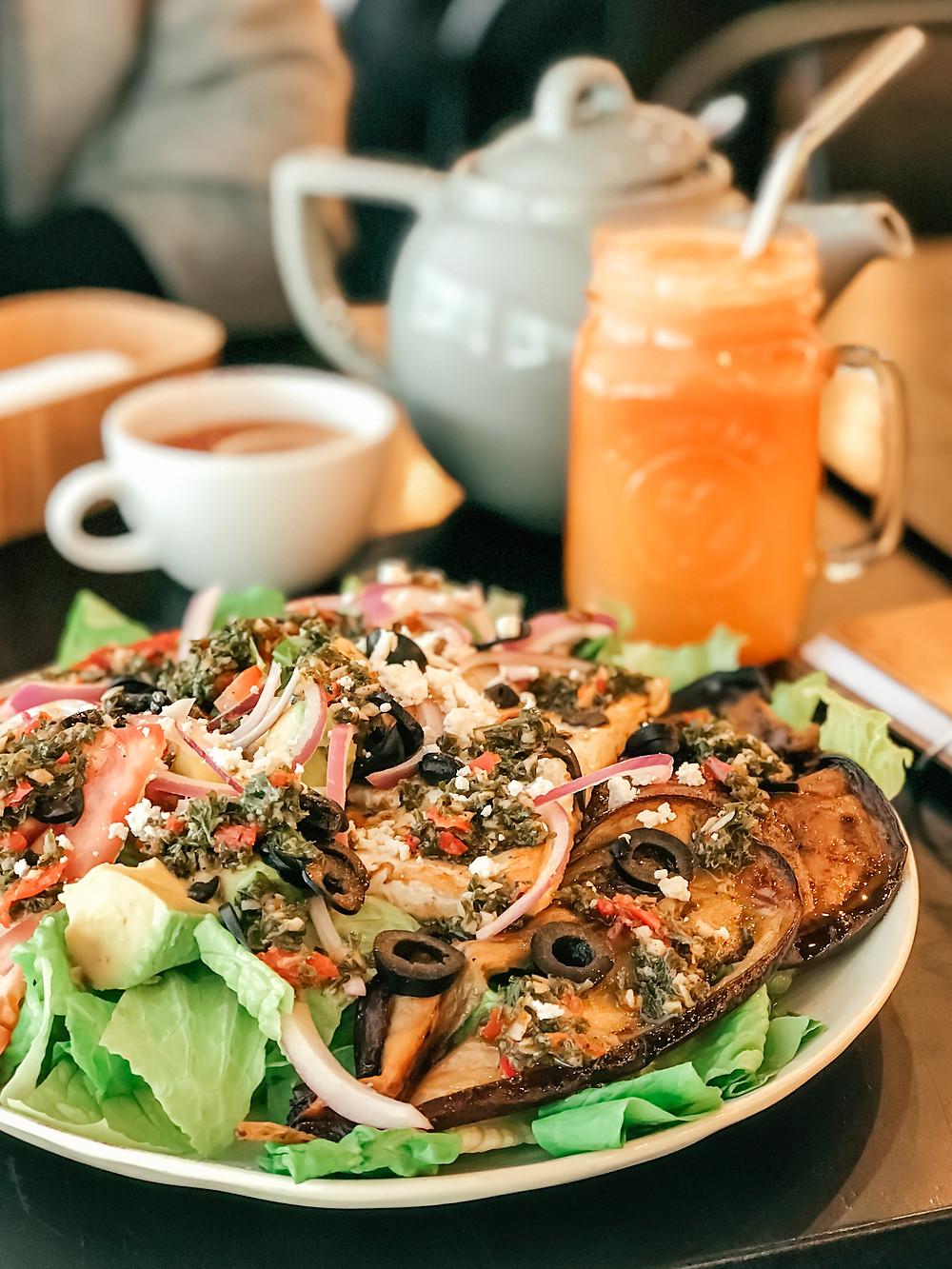 Miopane l Taipei Restaurant l Vegetarian Food l A Style Alike
