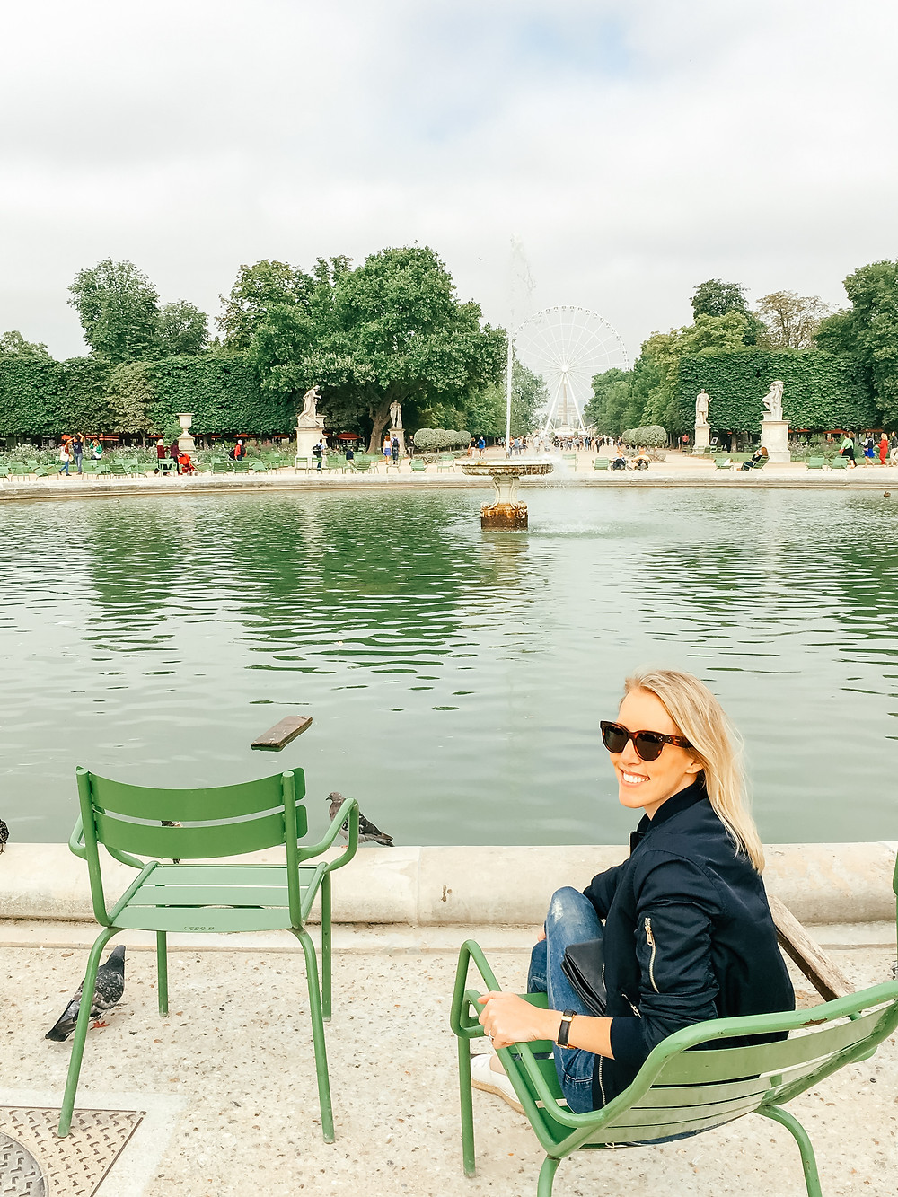 Tuileries Garden Paris lA Guide to Paris l Travel Guide Paris l Week in Paris l A Style Alike