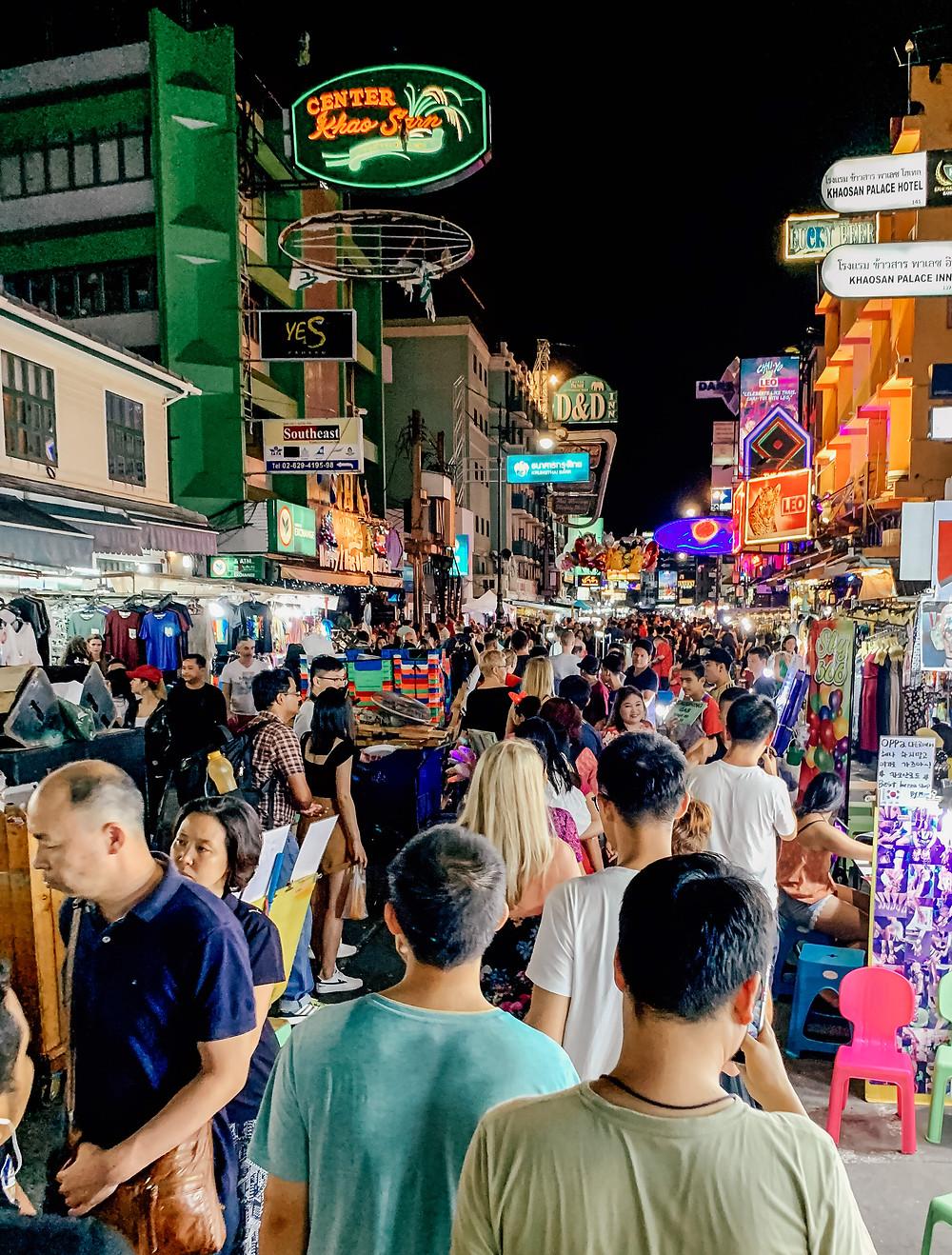 Khao San Road | A Guide to Bangkok | Travel | A Style Alike