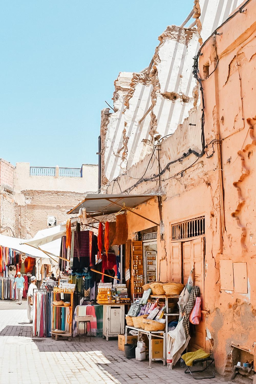 Medina | Marrakech | A Guide to Morocco | A Style Alike