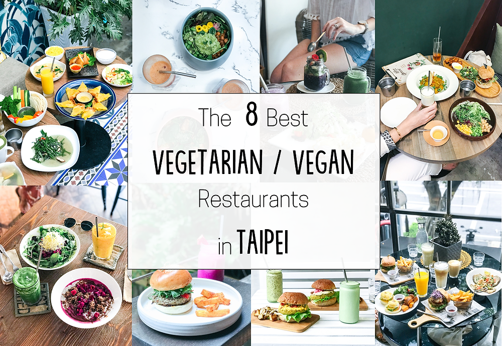 The 8 Best Vegetarian Restaurants in Taipei | A Style Alike