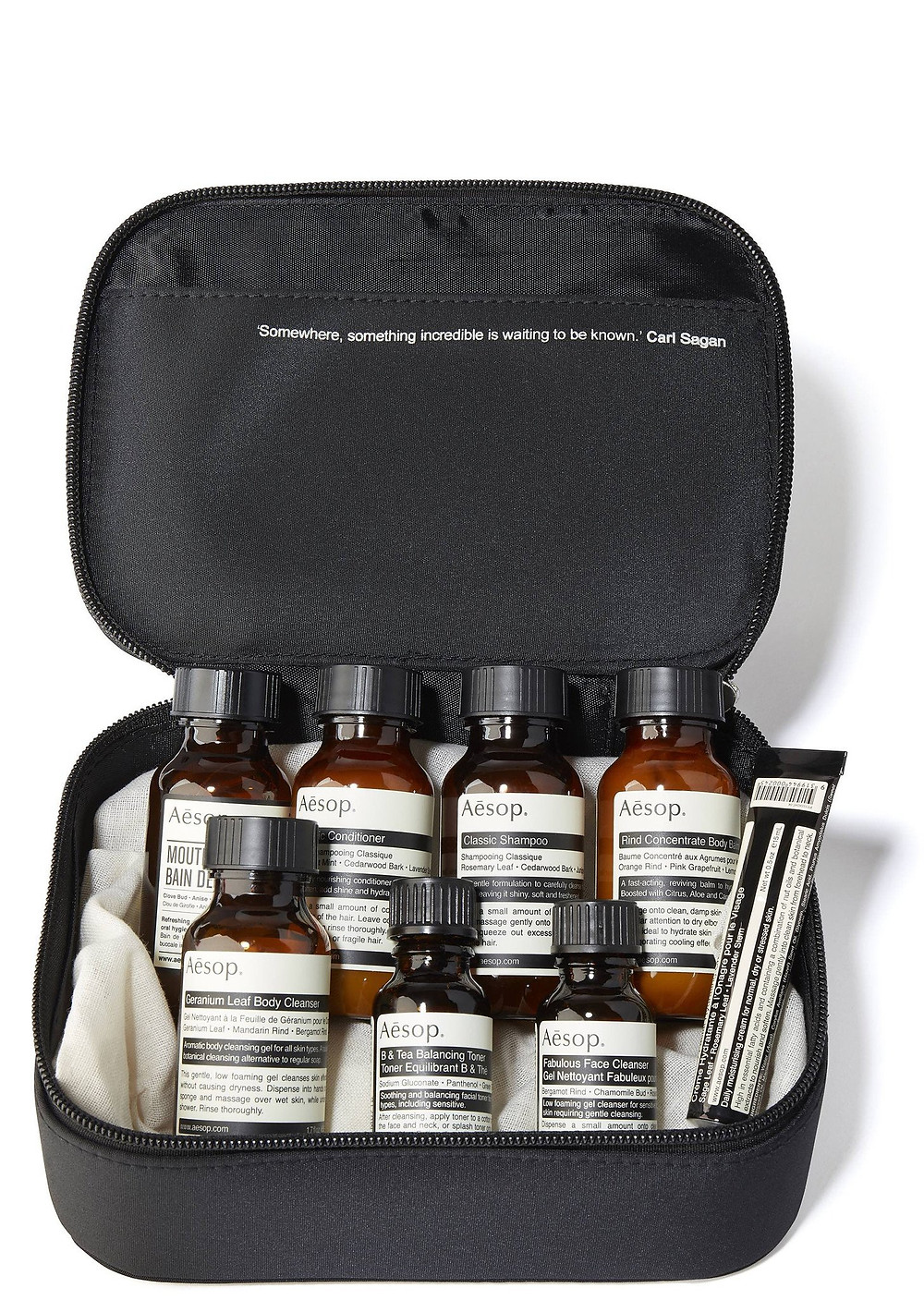 Christmas Gifts for Him 2017 AESOP Boston Grooming Kit