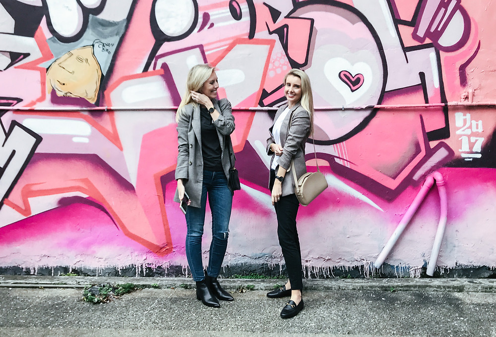 Check Blazer outfit │ A Style Alike