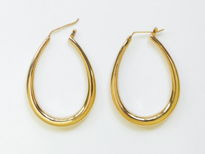 RELIQUIA JEWELLERY Gold Earrings