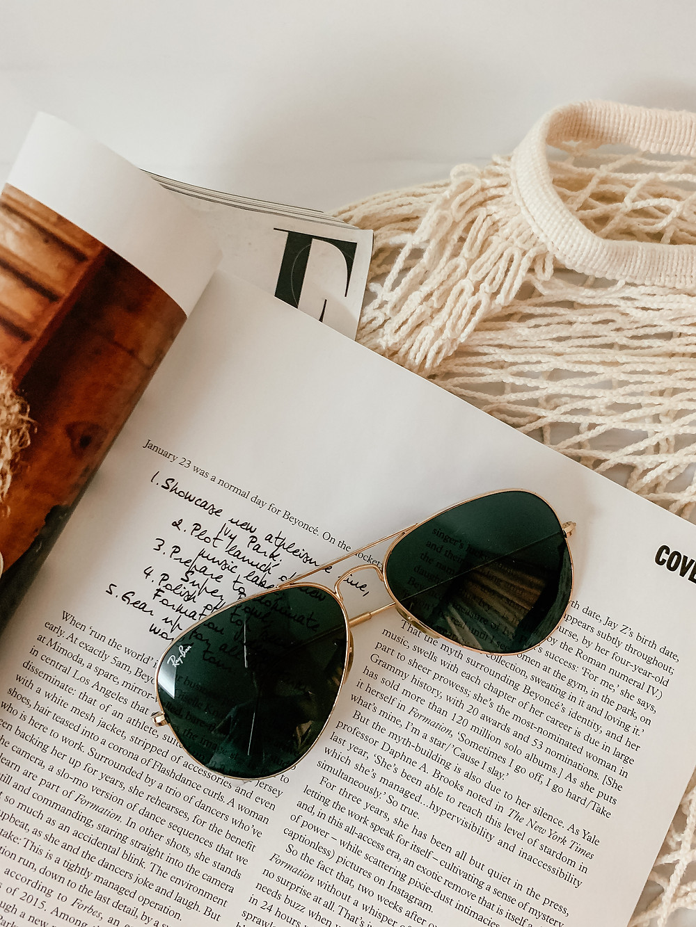 RAY-BAN Aviator | TOP 10 Sunglasses We Recommend | Accessories | A Style Alike