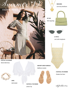 Summer 2019 Fashion Trends l A Style Alike