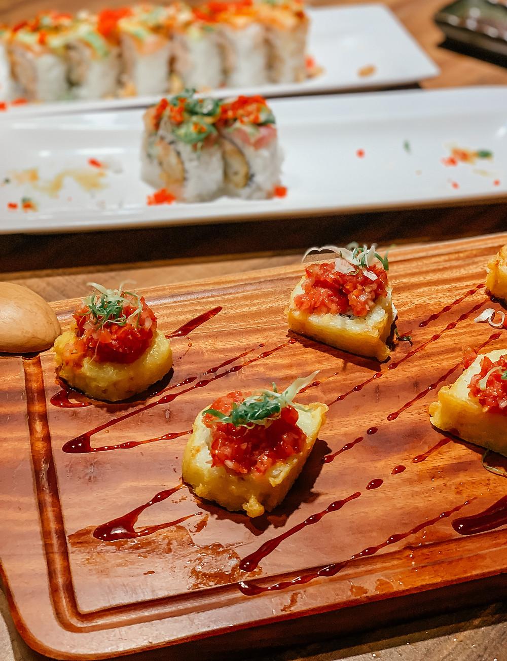 NCISushi 德相美式加州壽司 | Taipei Sushi Restaurant | A Style Alike