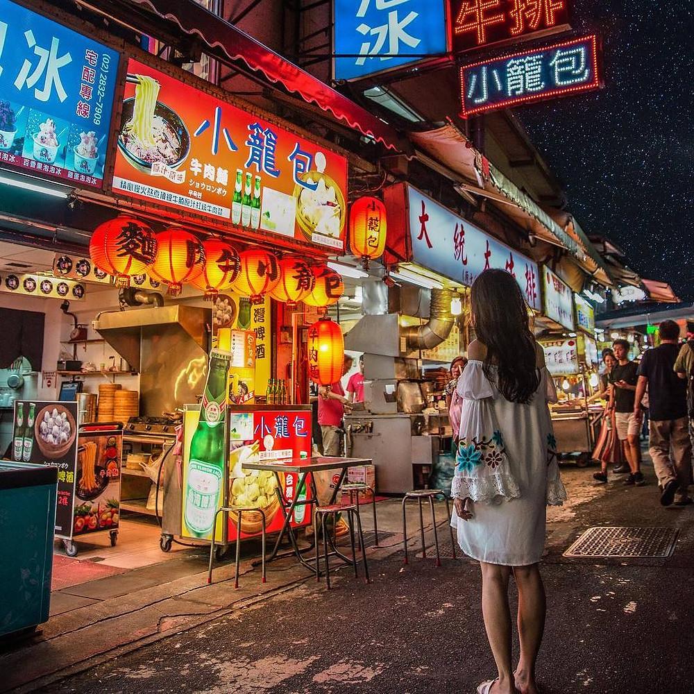 Shilin Night Market | 14 Popular Instagram Spots in Taipei | Travel | A Style Alike