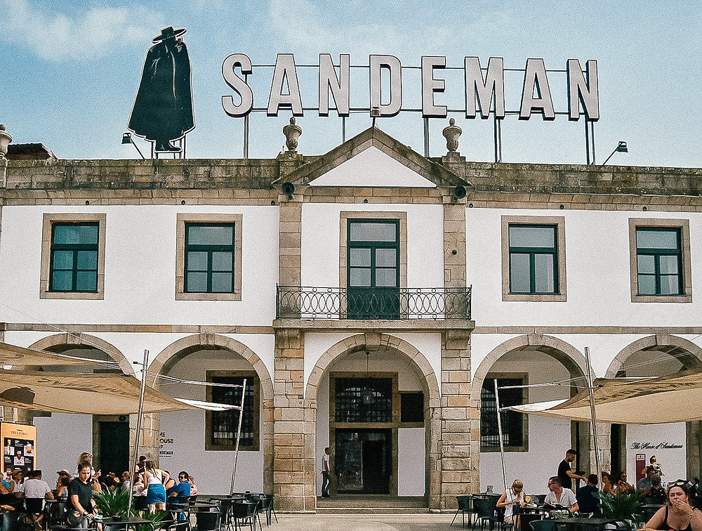 Sandeman Cellars | A Guide to Porto | Travel | A Style Alike
