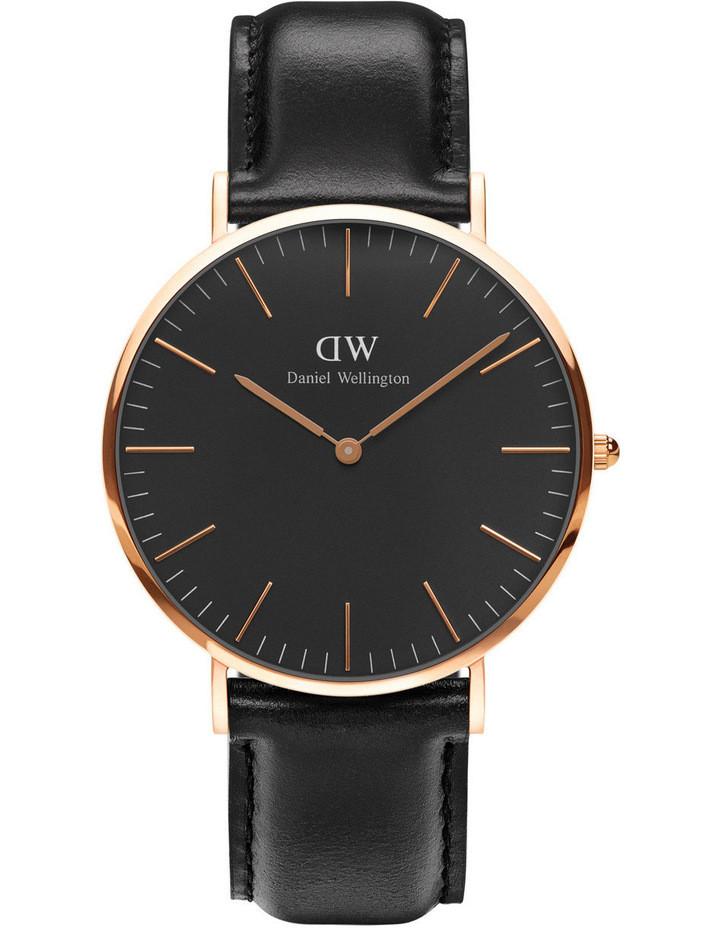 DANIEL WELLINGTON Classic Sheffield watch | 8 Most-Worn Jewelry Pieces | Fashion | A Style Alike