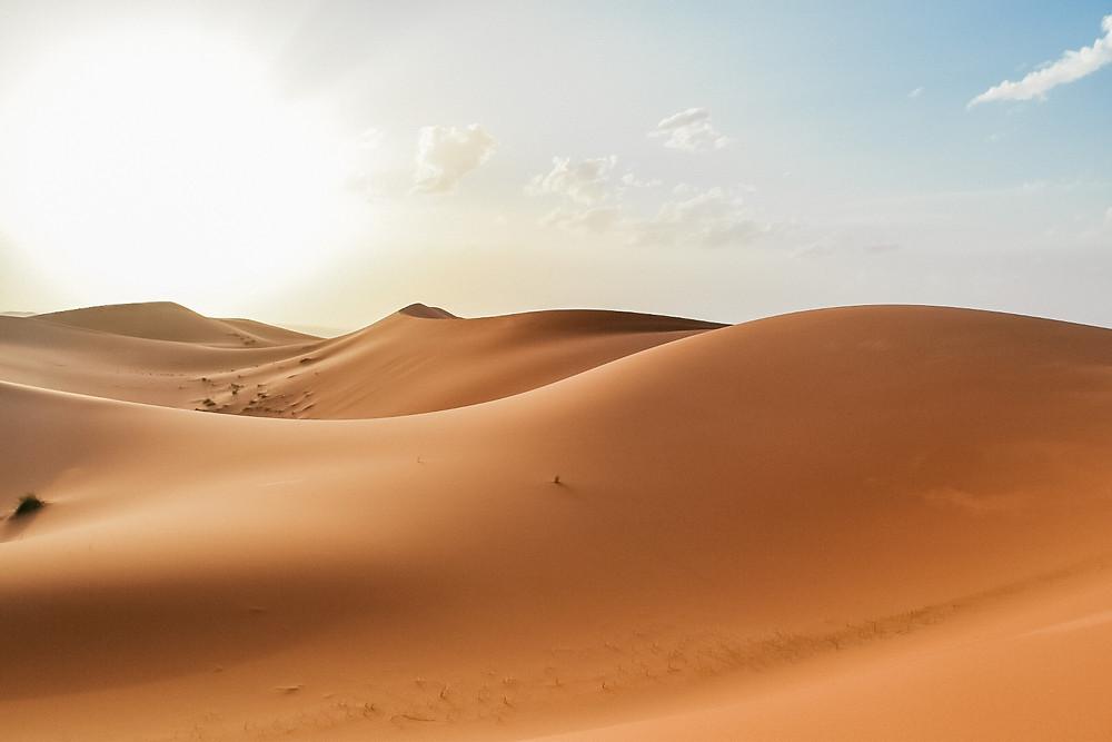 Sahara Desert | A Guide to Morocco | A Style Alike