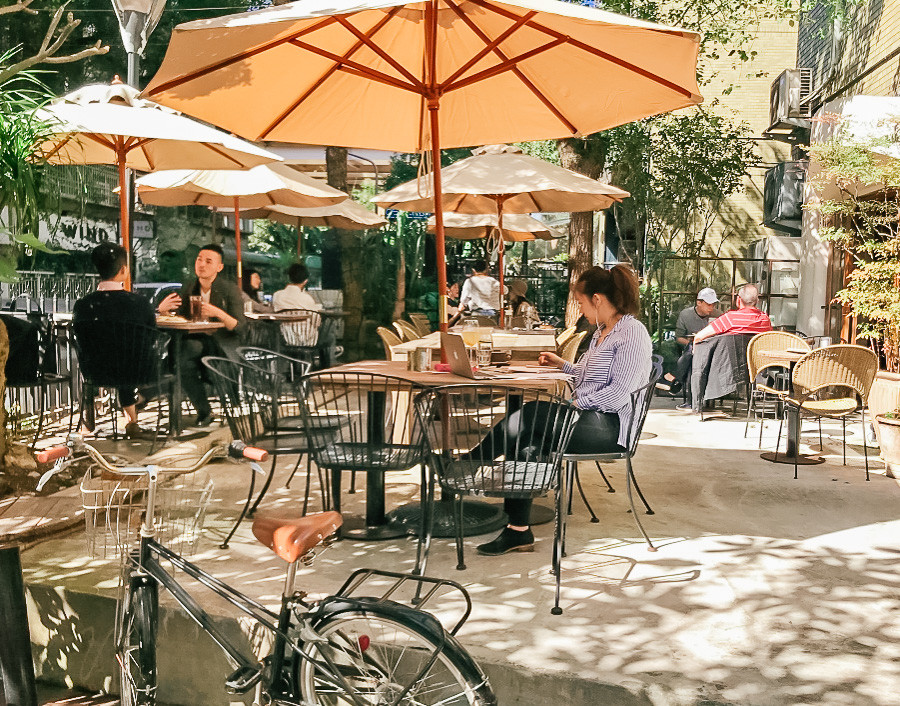 COSTUMICE Cafe | 7 Taipei Brunch Spots with Outdoor Seating | Food | A Style Alike
