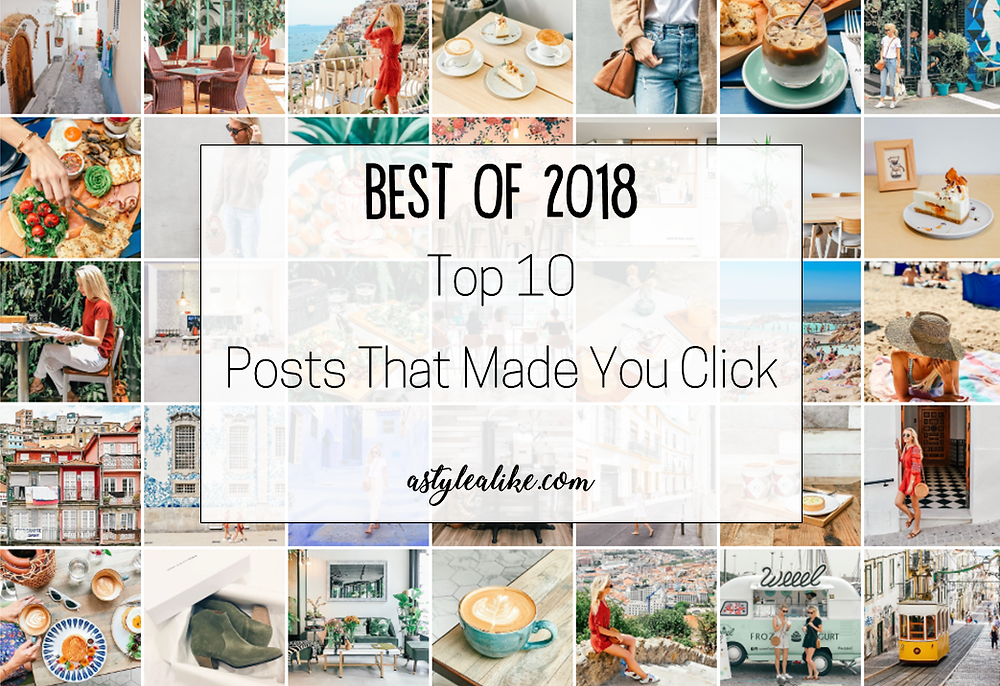 A Style Alike's Best of 2018: Top 10 Posts That Made You Click