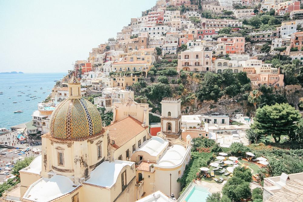 A Guide to Positano l A Style Alike l Travel l Amalfi Coast
